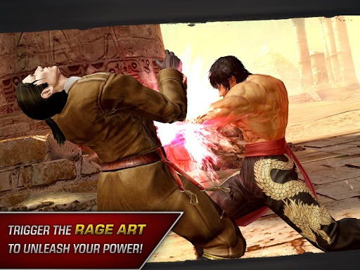 Play Tekken on PC 12