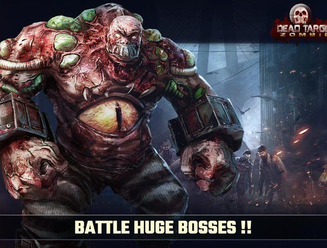 Play DEAD TARGET: Zombie on PC 5