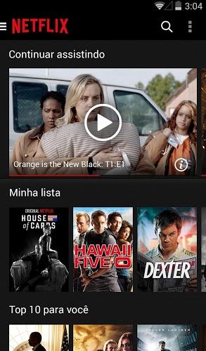 Jogue Netflix on pc 2