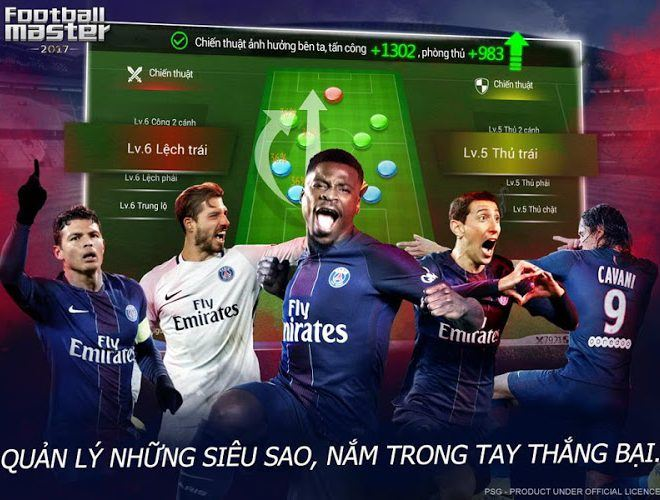 Chơi Football Master on PC 17