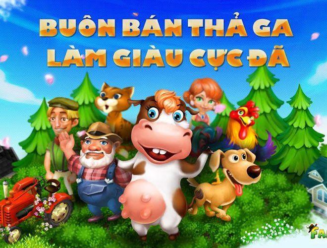 Chơi Farmery – Nong Trai Thuan Viet on PC 15