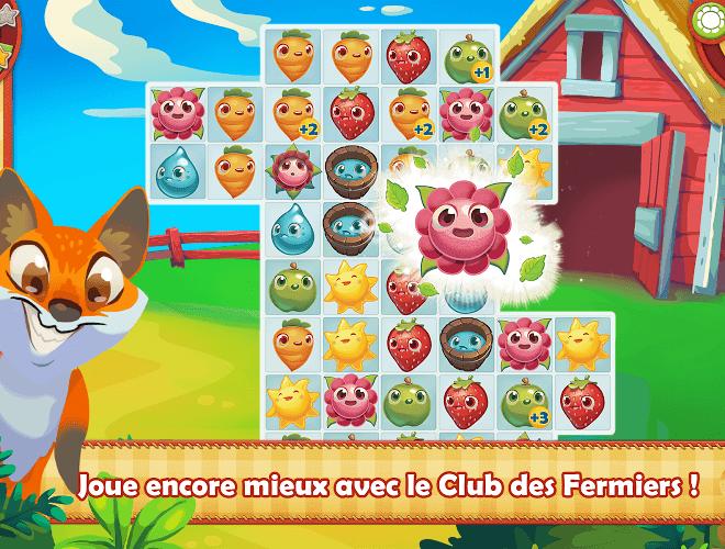 Jouez à  Farm Heroes sur PC 16