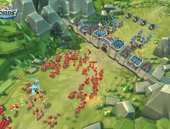 Jouez à  Lords Mobile sur PC 7