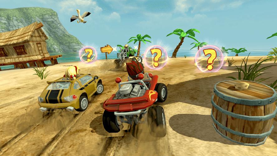 Играй Beach Buggy Racing На ПК 5