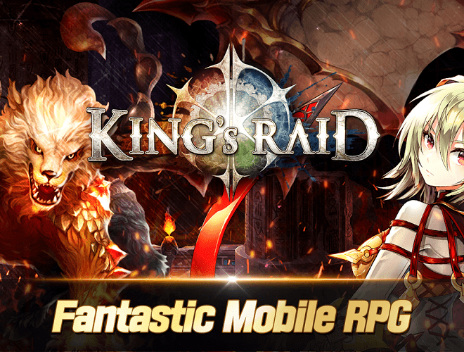 Play King's Raid on PC 3