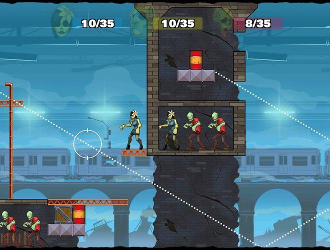 Играй Stupid Zombies 3 on pc 2