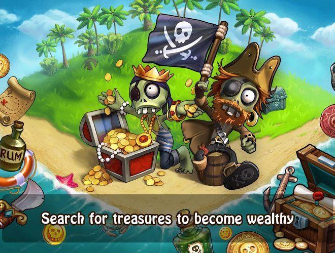 Chơi Zombie Castaways on PC 6