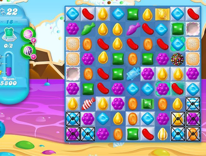 Играй Candy Crush Soda Saga on pc 14