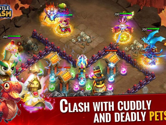 Play Castle Clash on PC 17