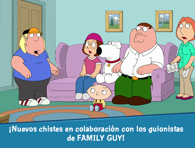Juega Family Guy: The Quest for Stuff on pc 12