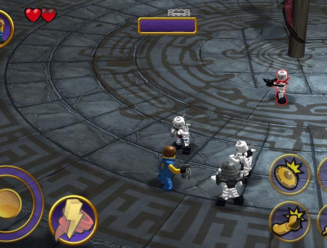Play Lego Ninjago Tournament on PC 7