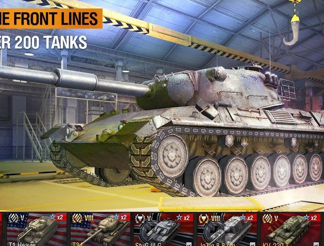 Play World Of Tanks Blitz on PC 4