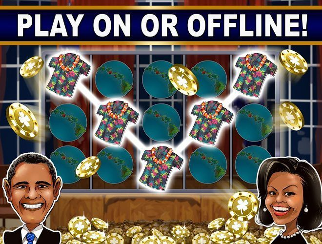 Jogue Obama Slots para PC 10