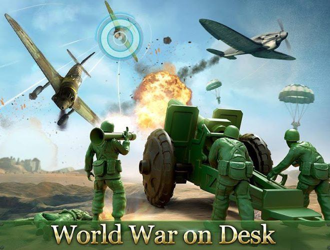 Play Army Men Strike on PC 4