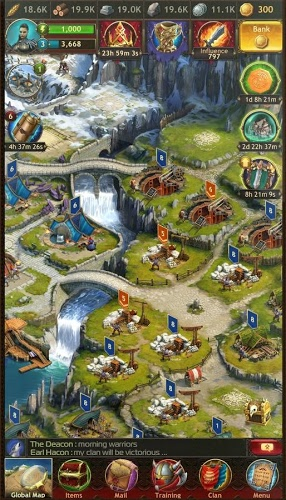 Play Vikings War of Clans on PC 9
