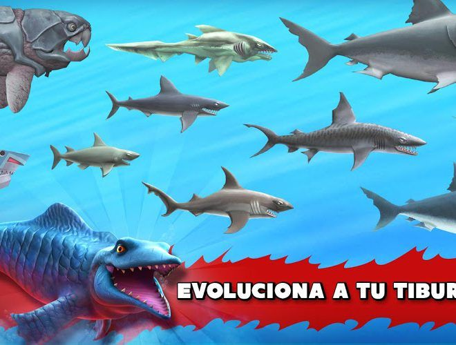 Juega Hungry Shark Evolution on PC 5