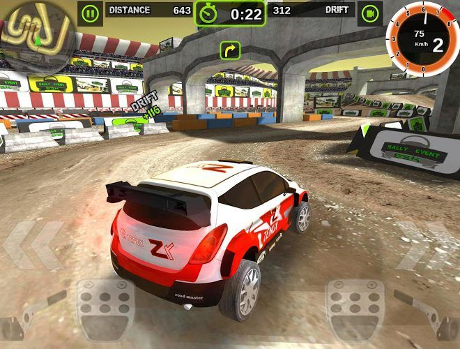 Играй Rally Racer Dirt on PC 13