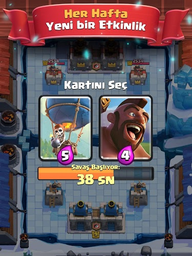 Clash Royale İndirin ve PC'de Oynayın 12