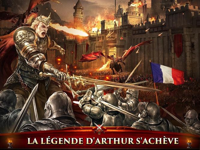 Jouez à  King of Avalon: Dragon Warfare sur PC 2