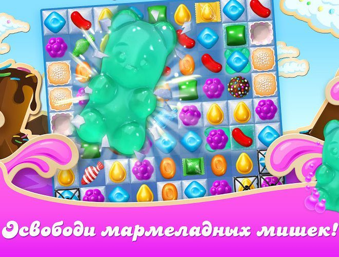 Играй Candy Crush Soda Saga on pc 17