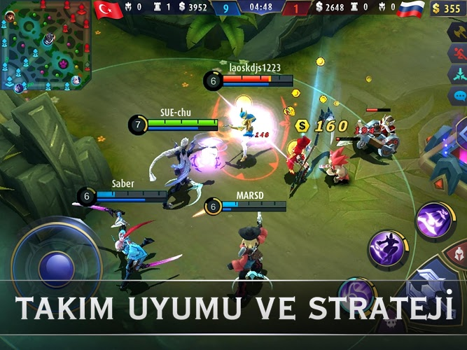 Mobile Legends: Bang bang İndirin ve PC'de Oynayın 12
