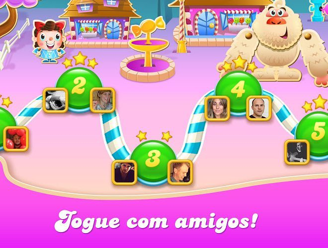 Jogue Candy Crush Soda Saga on PC 18