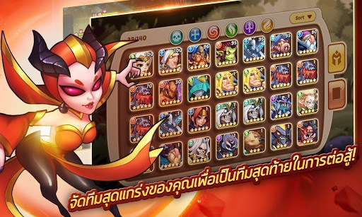 เล่น Idle Heroes on PC 11