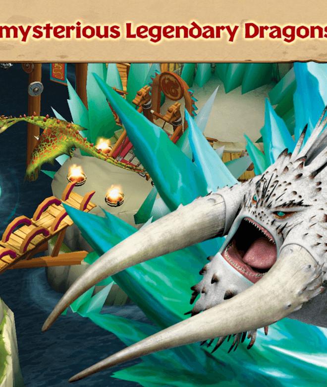 Играй Dragons: Rise of Berk На ПК 20