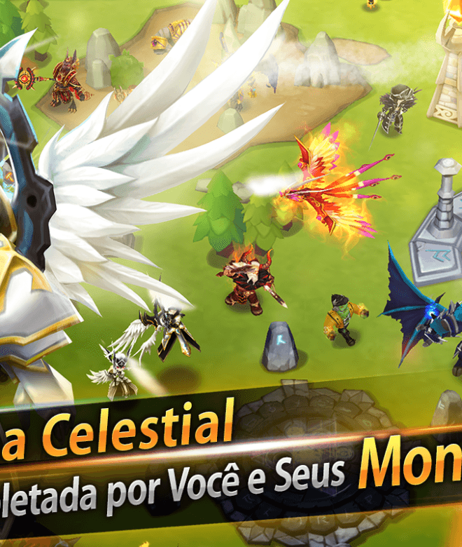 Jogue Summoners War Sky Arena para PC 25