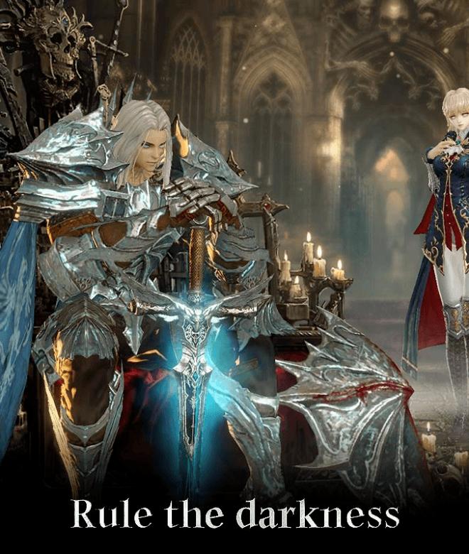Jogue Heir of Light para PC 12