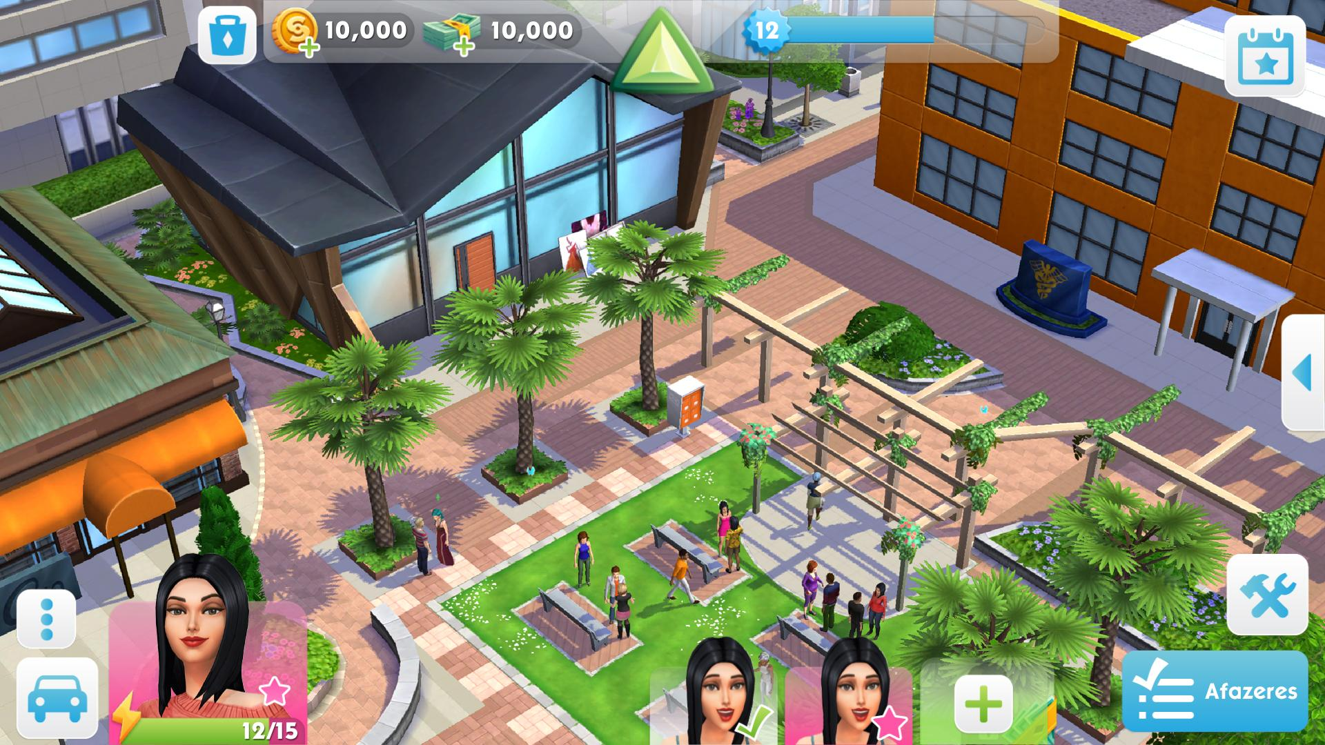 Jogue The Sims™ Mobile para PC 14