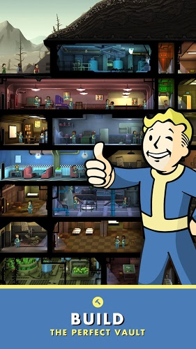 Jogue Fallout Shelter on pc 3