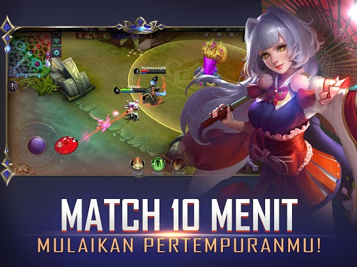 Main Mobile Legends: Bang bang on PC 16