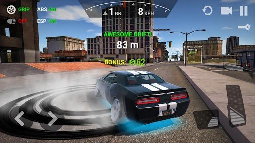 Играй Ultimate Car Driving Simulator На ПК 6