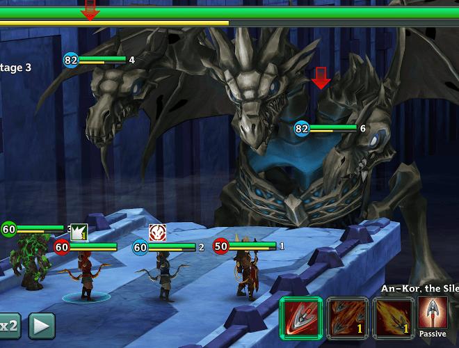 Играй Alliance: Heroes of the Spire На ПК 8
