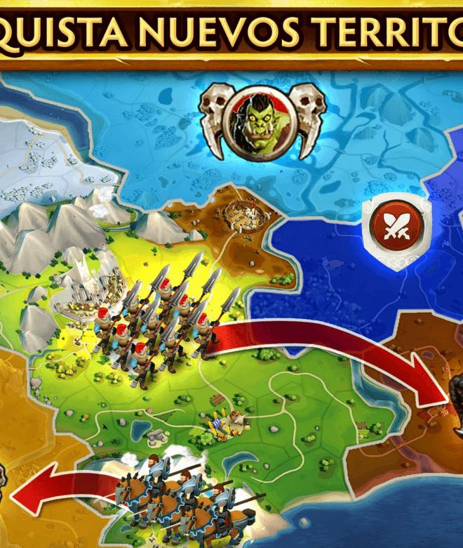 Juega Warlords of Aternum en PC 6