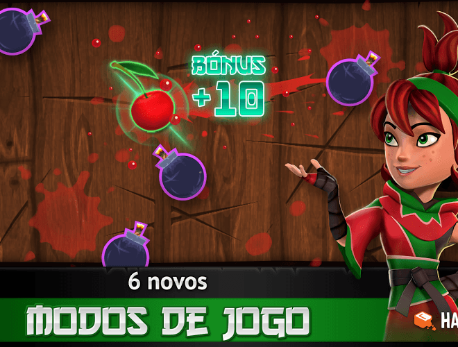 Jogue Fruit Ninja Free para PC 6