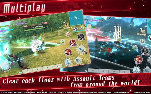 เล่น Sword Art Online: Integral Factor on PC 9