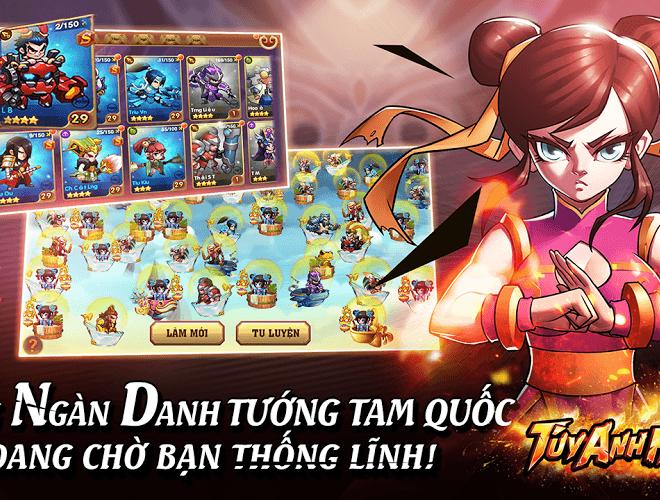 Chơi Túy Anh Hùng on PC 12