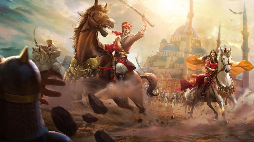 Conqueror Золотой Век: лучшие герои