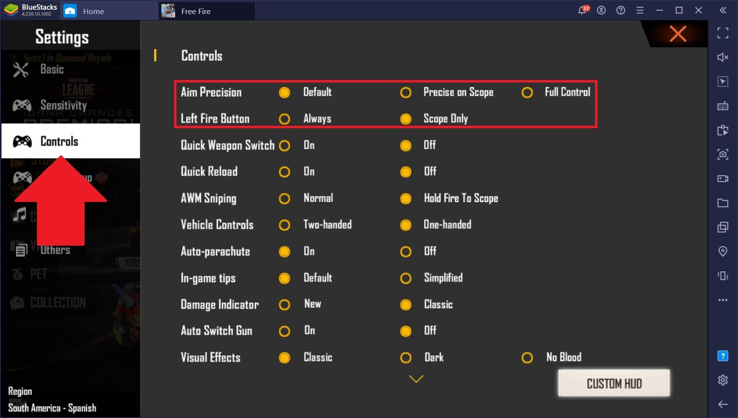 Peningkatan Sensitivitas Free Fire – Pengaturan Sensitivitas Free Fire Terbaik untuk PC