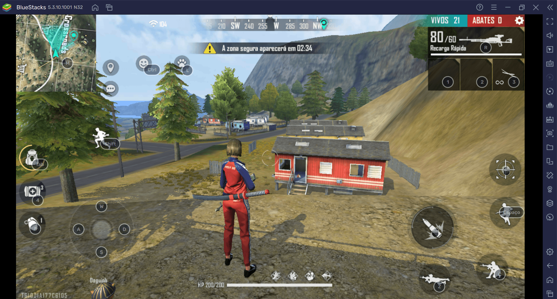 Saiba onde pousar no mapa Purgatório em Garena Free Fire de acordo com seu estilo de jogo