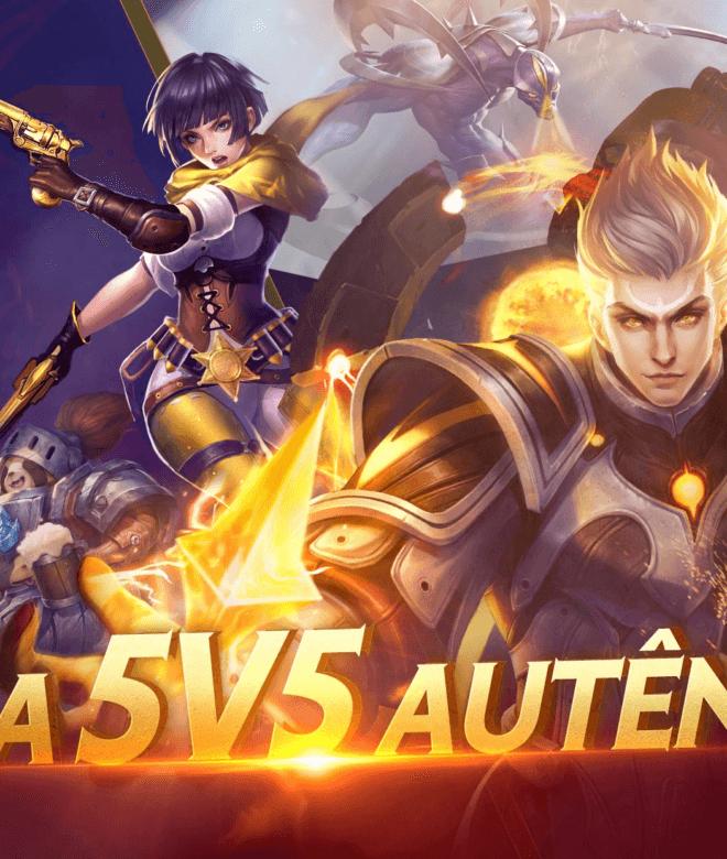 Jogue Arena of Valor: 5v5 Arena Game para PC 13