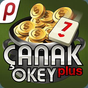 Play Canak Okey Plus on PC
