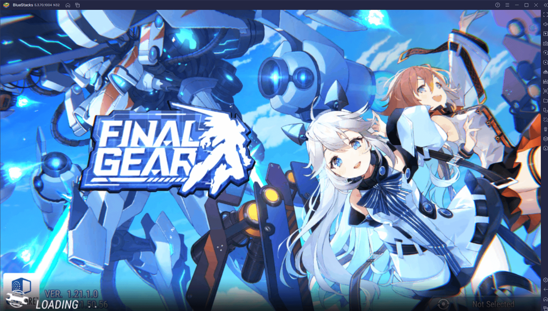 Saiba como fazer reroll em Final Gear e comece o jogo com as melhores personagens