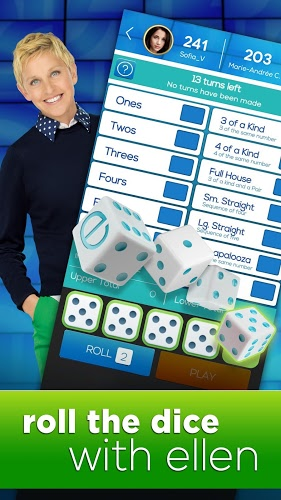 Play Dice with Ellen on PC 3