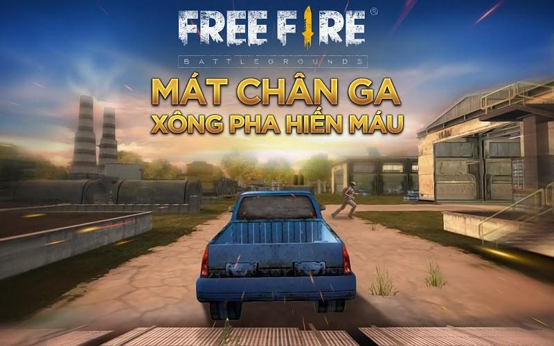 Chơi Free Fire – Battlegrounds on PC 11