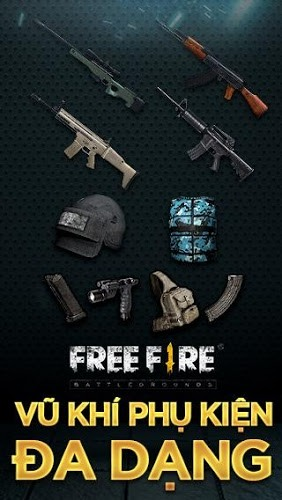Chơi Free Fire – Battlegrounds on PC 3