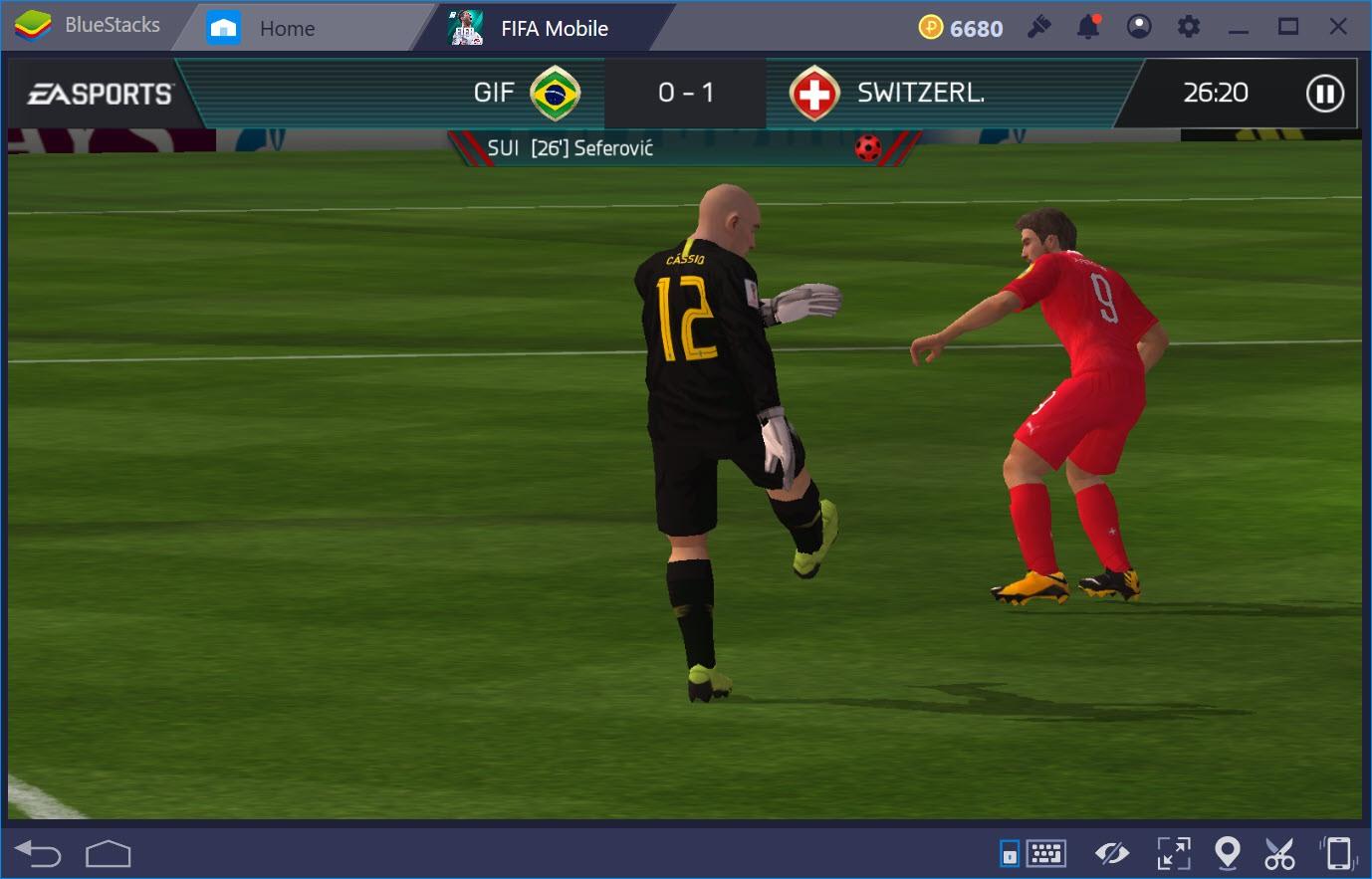 Cách chơi chế độ FIFA World Cup 2018 trong FIFA Mobile
