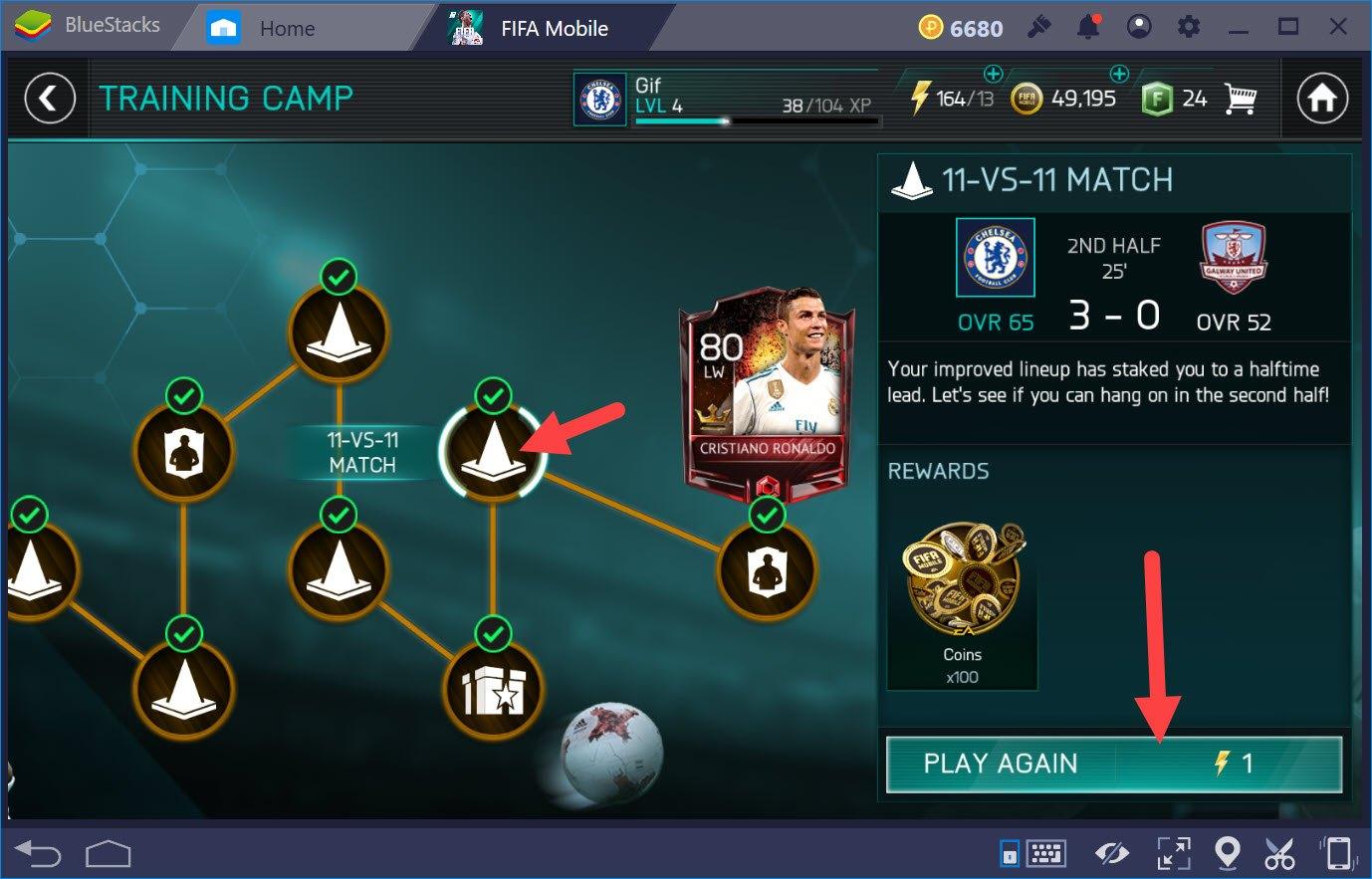Tìm hiểu chế độ mới World Cup 2018 trong FIFA Mobile